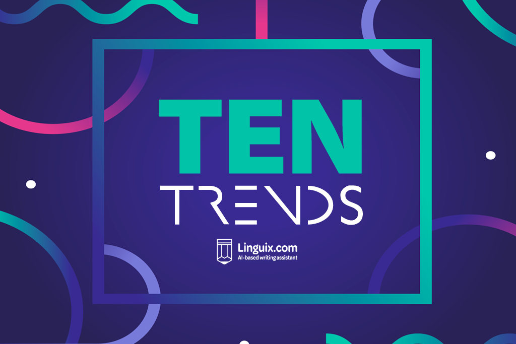 Trends and Innovations in the Teaching of English for 2020