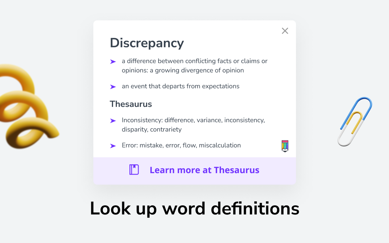 Meet Linguix Definitions: Learn New Words While Browsing The Web